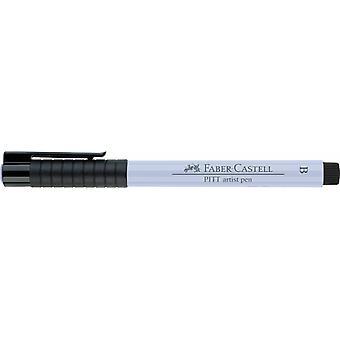 فابر كاستيل الحبر الهندي الفنان القلم فرشاة 220 ضوء النيلي