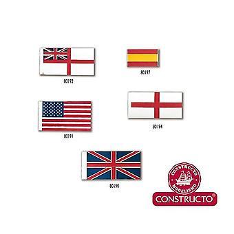 Flag Spain Diset (17 x 40 cm)