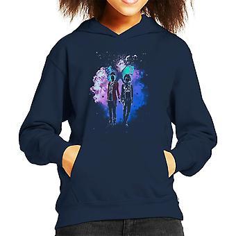 Butterfly Effect Life Is Strange Kid's Hooded Sweatshirt