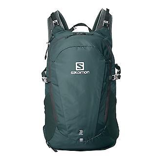 Salomon Trailblazer 30 Outdoor Walking Walking Rucksack Rucksack Tasche Grau