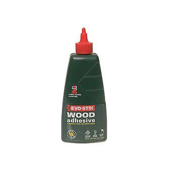 Evo-Stik 715417 Resin W Wood Adhesive 500ml EVORW500