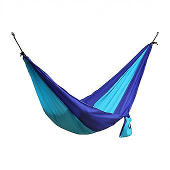 Rebecca Muebles Hamaca Azul Lavable Nylon String Muskets 275x136