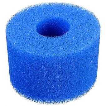 5pcs Swimming Pool Foam Filter Sponge For Intex S1 - Reusable Washable Biofoam