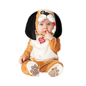 Baby Age 6 -24 Months Puppy Costume Dog Animal Toddler Fancy Dress