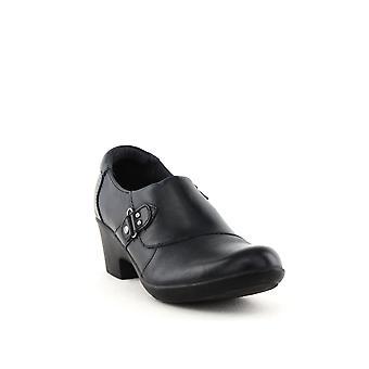 Clarks | Genette Harper Leather Closed Toe