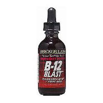 Bricker Labs B-12 Blast Vadelman neste, 2 OZ EA
