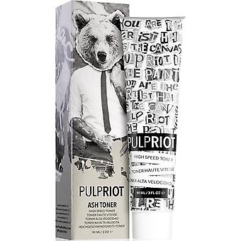 Pulp Riot Semi Permanent Cruelty-free & Vegan Hair Dye Toner - Ash 90ml
