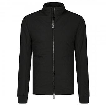 Emporio Armani Quilted Jacket Black 6H1BF4 1NLRZ