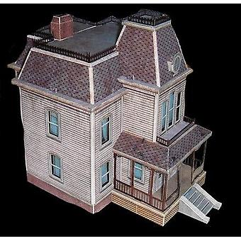 Bezier-hotellin paperimalli Ghost House -sarjasta