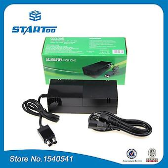 Ac Adapter Charger Power Supply Cable Cord 100-240 For Xbox One Console With Eu