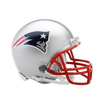 Riddell VSR4 Mini Jalkapallokypärä - NFL New England Patriots