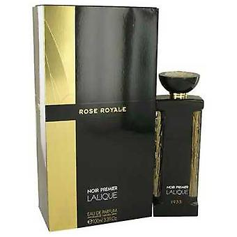 Rose Royale por Lalique Eau de Parfum Spray 3,3 oz (mulheres) V728-534595