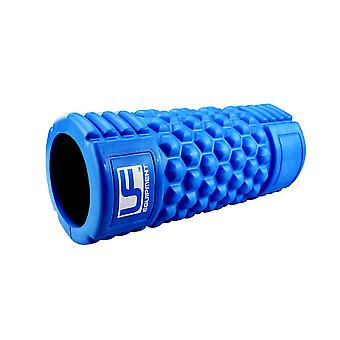 Urban Fitness Home Gym Exercise Physio Massage Roller Blue/Black