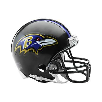 Riddell VSR4 Mini Jalkapallokypärä - Baltimore Ravens