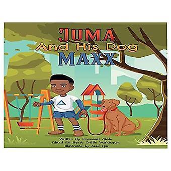 Juma en zijn hond Maxx