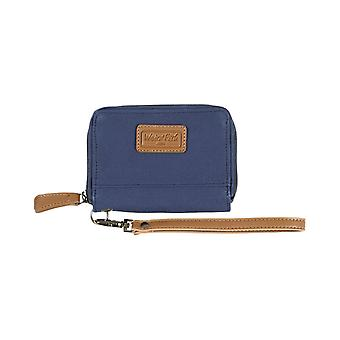 Corfe Washed Canvas Moned Navy