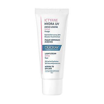 Ictyane Hydra UV SPF 30 Moisturizing Face Cream 40 ml of cream