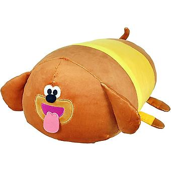 Hey Duggee Squishy Huggy Duggee Soft Toy 30cm Ages 10 Months+
