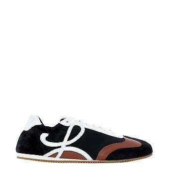 Loewe M816282x028916 Mænd's Flerfarvet Ruskind Sneakers