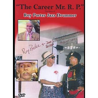 Roy Porter - Karriere Mr. R. P. [DVD] USA import