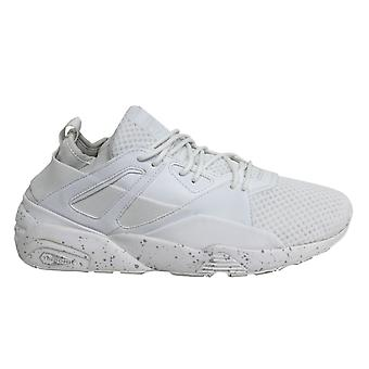 Puma Blaze Of Glory Sock Lace Up White Mens Textile Trainers 362520 02 M13