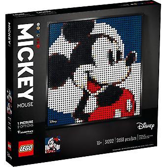 LEGO 31202 ديزني & apos;s ميكي ماوس