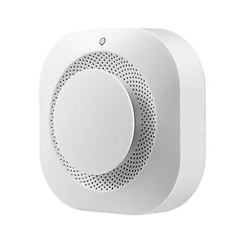 Smoke Detector Fire Alarm, Independent Sensor For Home, Security Photoelectric
