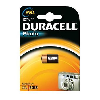 Duracell lithium photo camera battery 1