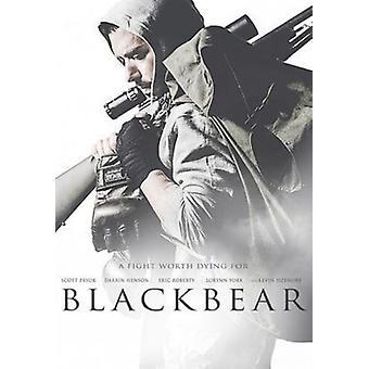 Blackbear [DVD] USA import