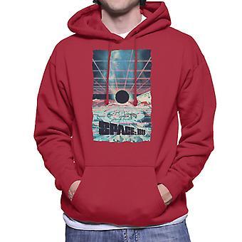 Space 1999 Black Sun Men's Hooded Sweatshirt