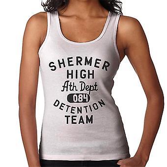 Frukost club Shermer High Detention Team Kvinnor's Väst