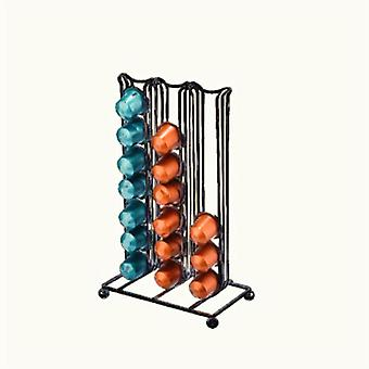 Nespresso Coffee Pods Holder Rotating Rack Coffee Capsule Stand  Organization
