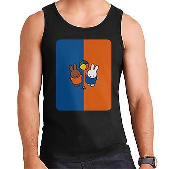 Miffy And Melanie Men's Vest