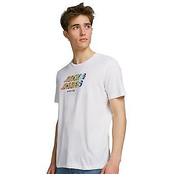 Jack & Jones hombres Jorstrong manga corta cuello redondo camiseta