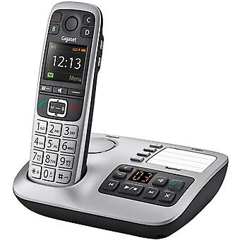 E560A - Premium Big Button Cordless Home Phone with Answer Machine