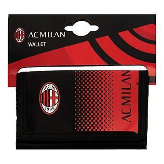 Porte-monnaie officiel Fade de l'AC Milan