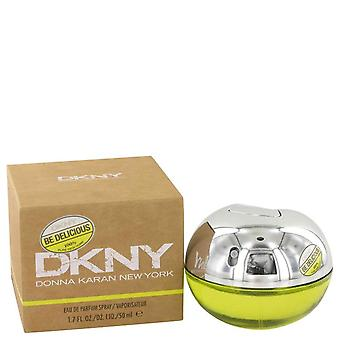 Be Delicious Eau De Parfum Spray By Donna Karan 1.7 oz Eau De Parfum Spray