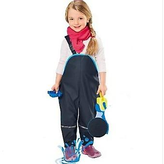 Spring And Autumn- Overall Waterproof, Rain Pants For &