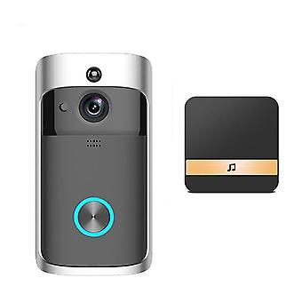 Smart Doorbell Camera Wifi Wireless