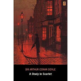 A Study in Scarlet (AD Classic) by Sir Arthur Conan Doyle - 978192660