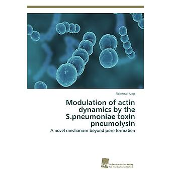 Modulation of Actin Dynamics by the S.Pneumoniae Toxin Pneumolysin by
