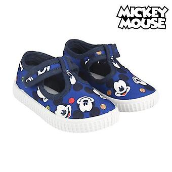 Children's casual trainers mickey mouse 73545 blue