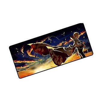 Juego profesional Mouse Pad Gamer To Keyboard Mouse Mats