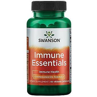 Swanson Immune Essentials 60 Cápsulas