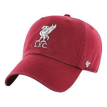 47 EPL Liverpool FC Clean Up Cap - Cardinal