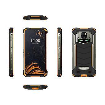 Smartphone Doogee S88 Plus 6.3 Inch Orange 8/128GB Helio P70 2.1GHZ Octa-Core European Version
