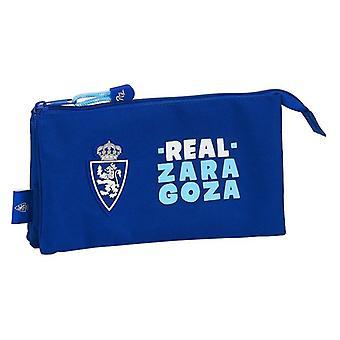 Holdall Real Zaragoza Blue Light Blue