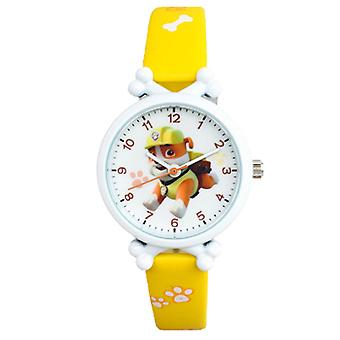Pentru copii impermeabil Uita-te la sorți Dog Barking Gardienii de desene animate Galaxy pentru copii Watch