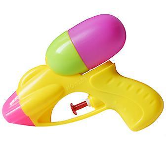 """13 ס""""מ סוכריות צבע מיני אקדח מים קיץ חוף שחייה בריכה מים ילדים &amp s צעצוע"""