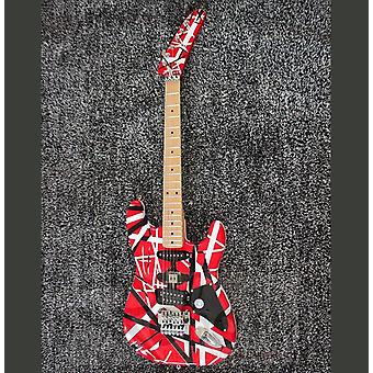 फ्रेंकेन्स्ट्रैट इलेक्ट्रिक गिटार